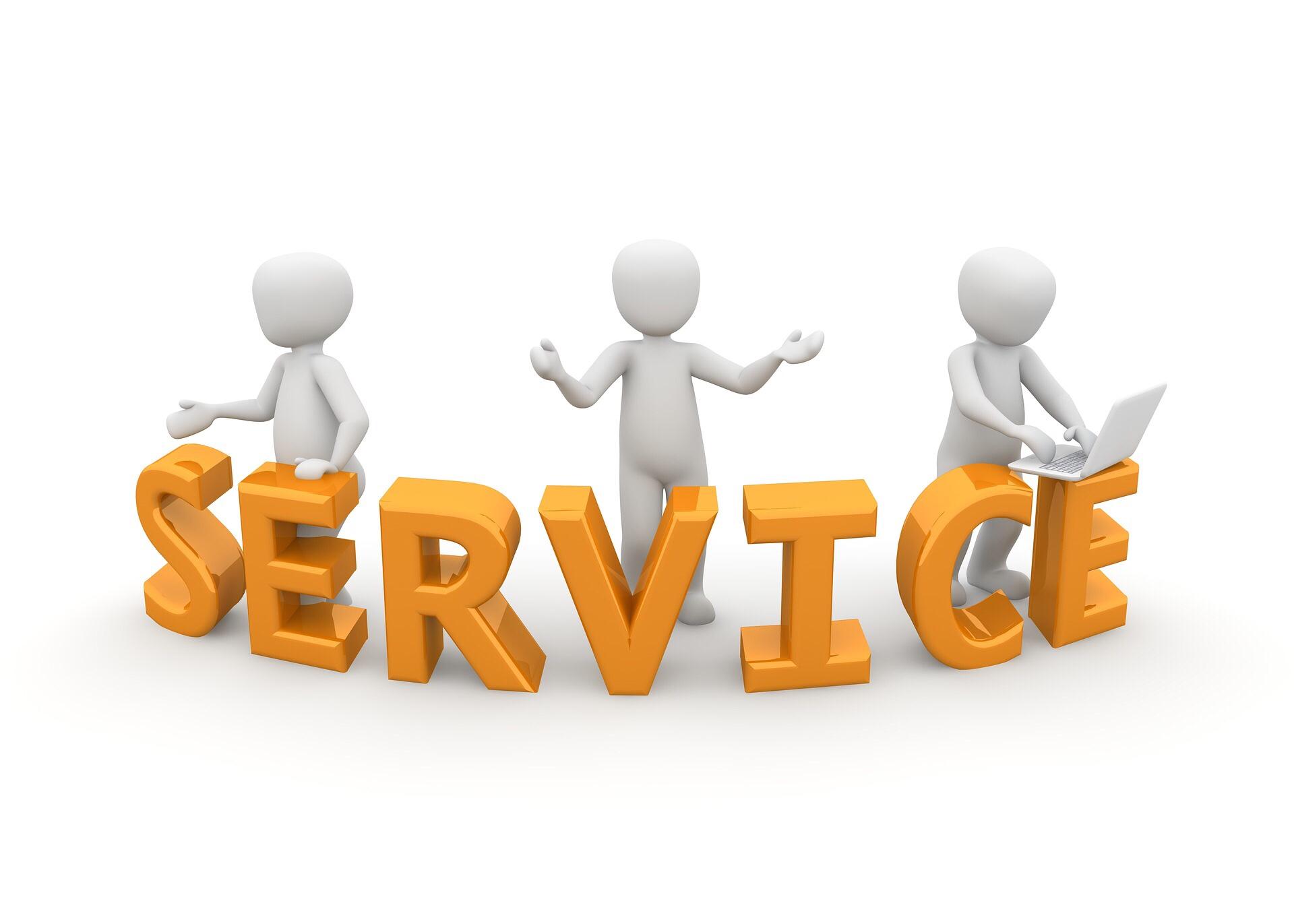 Gibt es wirklich keine Suchdienstleistungen?