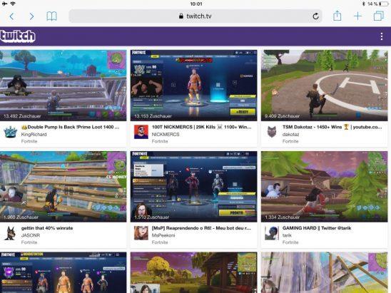 Vorsicht Youtube: hier kommt Twitch!