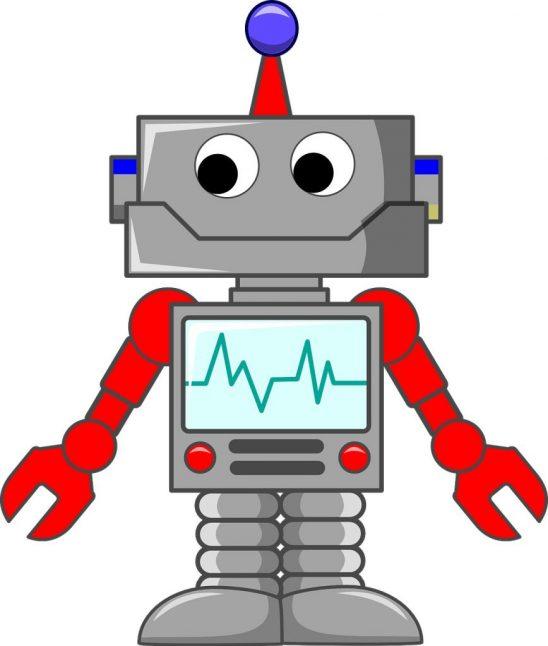 Trotz allem: I, Robot? Nein, besser: I and my robot!